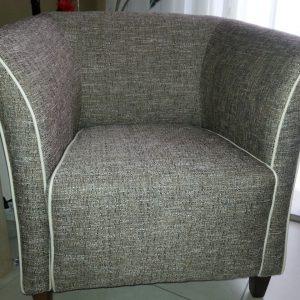 2 fauteuils